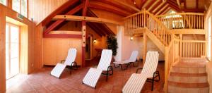 Sauna Landhotel Postgut www.avant-ski.de